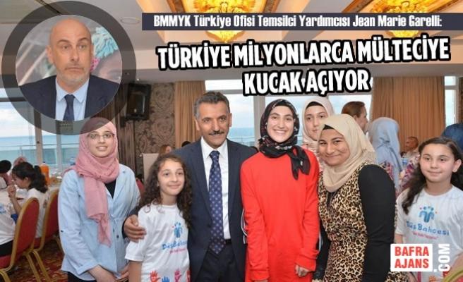 """""""Türkiye Milyonlarca Mülteciye Kucak Açıyor"""""""
