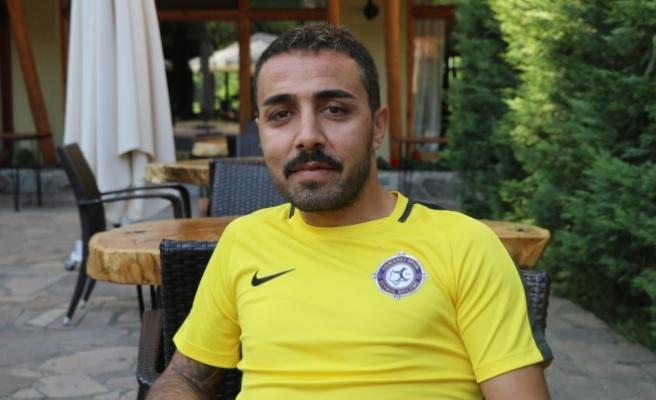 Osmanlısporlu oyuncu Caner Arıcı'nın gözaltına alındığı iddiası