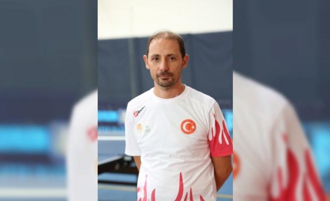 Masa tenisinde Avrupa Şampiyonası hazırlıkları