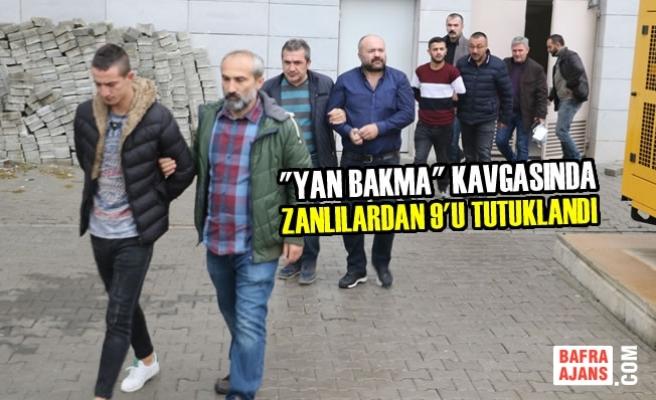 Samsun'da Silahlı Kavga; 11 Kişi Gözaltına Alındı