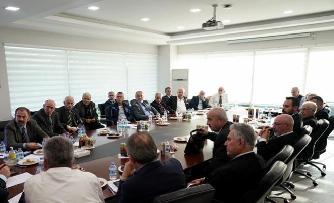 Trabzonspor Genişletilmiş Divan Başkanlık Kurulu Toplantısı