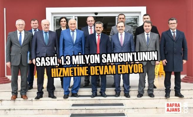 Başkan Zihni Şahin ve Vali Osman Kaymak'a Sunum