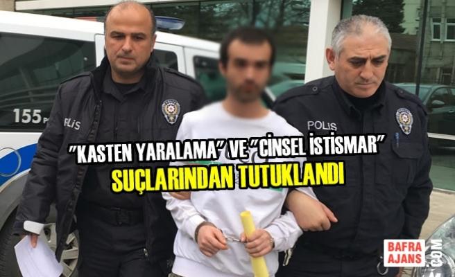 Samsun'da Darp ve Cinsel Saldırı İddiası