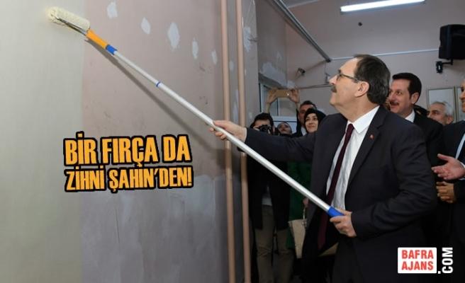 Samsun'da Eğitime 'Kamu Hizmeti' Desteği