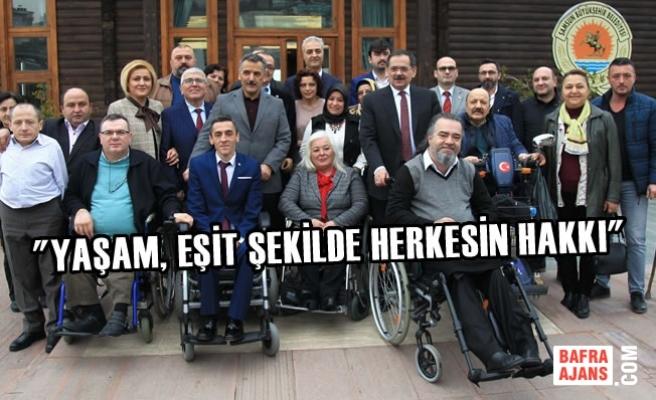 TSD Karadeniz Bölgesi Başkanlar Kurulu Toplantısı