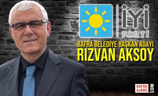 İYİ Parti Bafra Belediye Başkan Adayı Belli Oldu