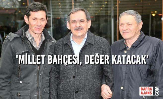 Mustafa Demir, Sevgi Tekkesi'nde Halkla Buluştu