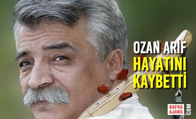Ozan Arif Şirin; Hayatını Kaybetti
