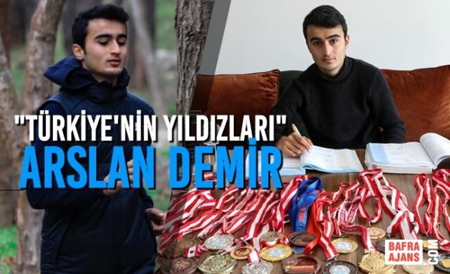 Samsun'un Gururu; Arslan Demir