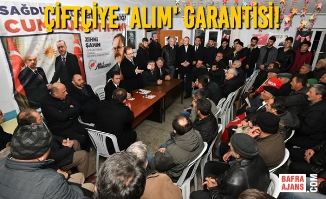 Başkan Zihni Şahin, Atakum'un En Uzak Mahallelerinde