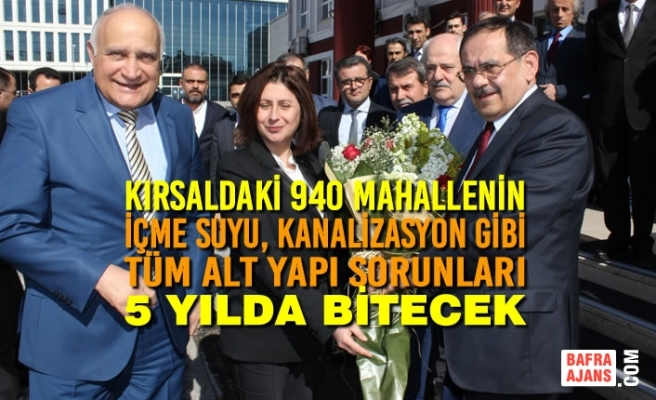 Mustafa Demir'den 'Büyükşehir' Turu