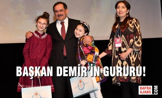 Dünyanın Çocukları Samsun'da…