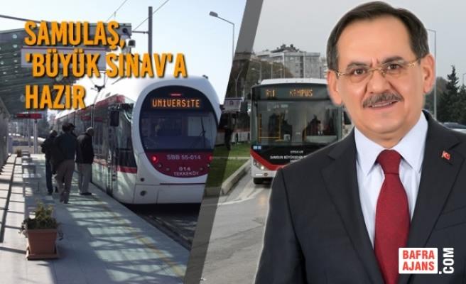 Başkan Mustafa Demir'den YKS Açıklaması