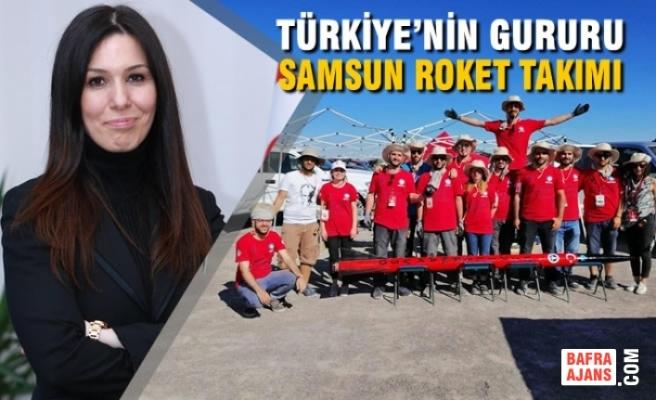 Türkiye'nin Gururu Samsun Roket Takımı