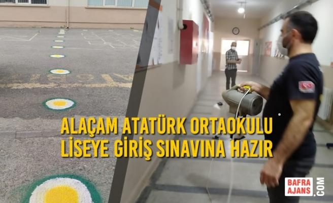 Atatürk Ortaokulu; LGS Sınavına Hazır