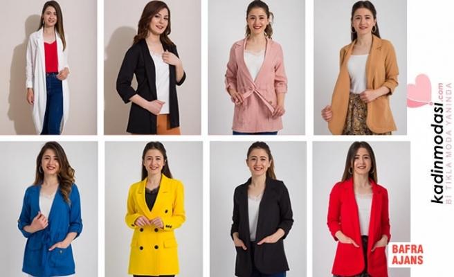 Tarz Kadın Ceket Modelleri