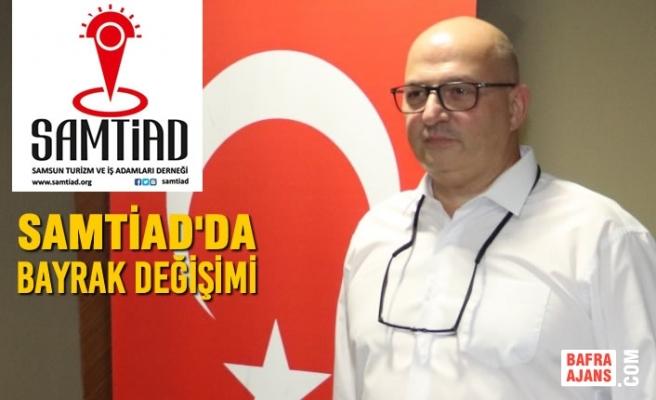 Abdulgaffur Turan SAMTİAD'ın Yeni Başkanı Oldu