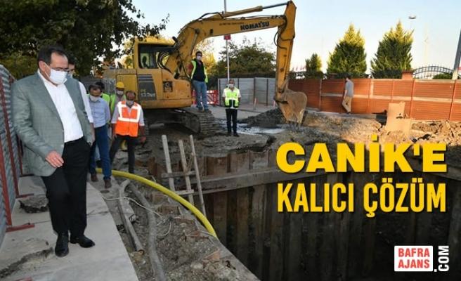 Büyükşehir Su Baskınlarına Karşı 10 Milyon TL'lik Yatırım Yapıyor