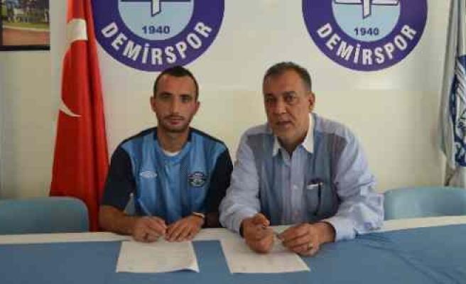 Adana Demirspor Raşit Sevindir'i Transfer Etti