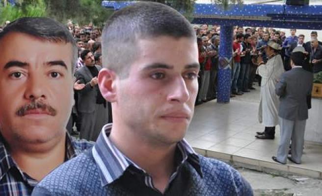 Asker Oğlunu Ziyarete Giderken Kazada Ölen Baba Toprağa Verildi