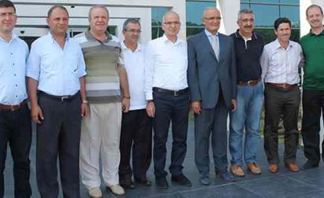 Başkan Yılmaz, Kayar'ı Ziyaret Etti