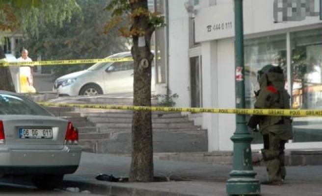 Başkent'te Bomba Paniği