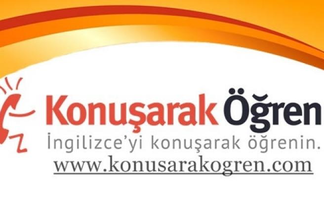 Online İngilizce Kursu www.konusarakogren.com