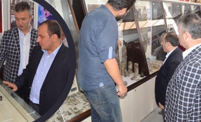 Çanakkale Gezici Müzesine Yoğun İlgi