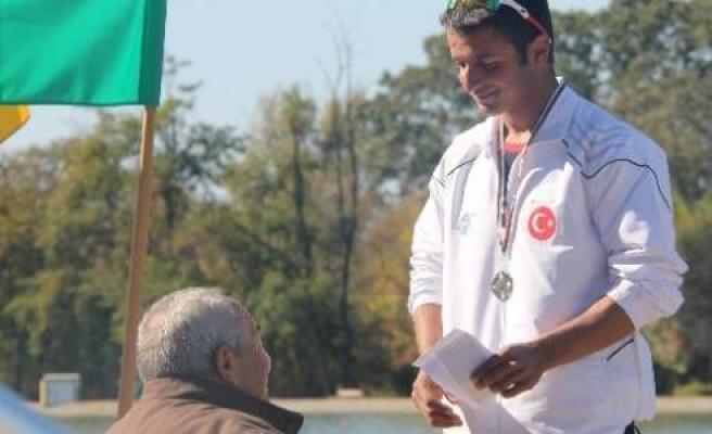 Çarşambalı Kano Sporcusu Gümüş Madalya Kazandı