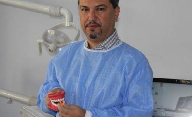 Diş Eti Hastalığı Kalp Hastalığı Riskini Artırabiliyor