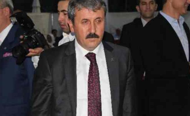 Ekonomi Bakanı Çağlayan, Aso'nun İftar Yemeğine Katıldı