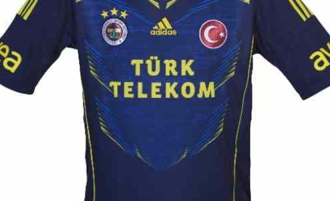 Fenerbahçe'nin 2013-2014 Sezonu Formaları Görücüye Çıktı