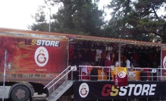 Gs Store Tır'ı Çarşamba'da