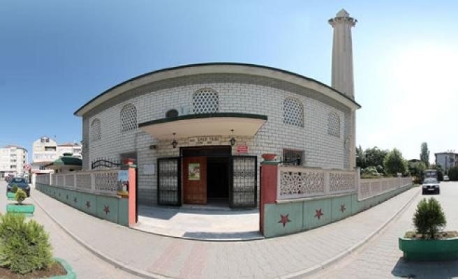 Hacı Salih Yıldız Camii Sanal Tur Uygulaması