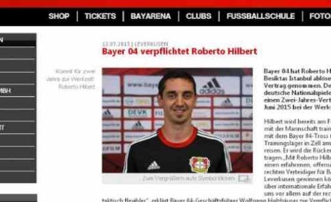Hilbert Ülkesine Döndü