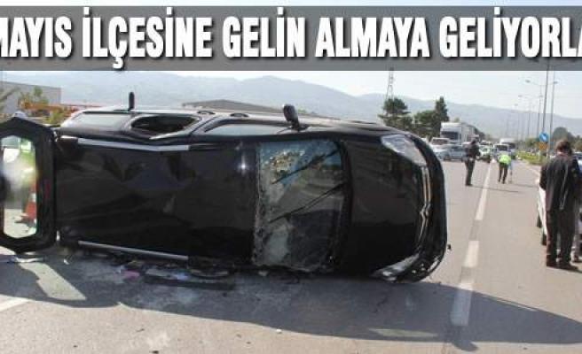 Kazada Yaralanan Genç Kadın Hayatını Kaybetti