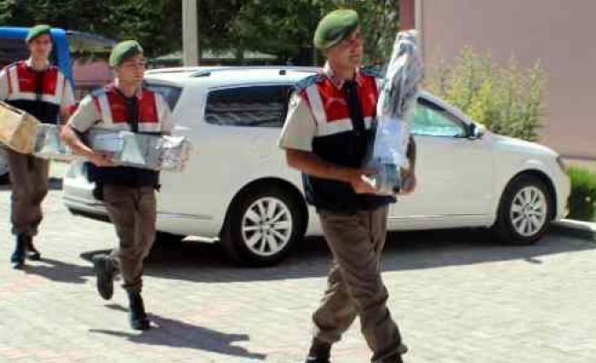 Konya'da 162 Adet Yasa Dışı Av Tüfeği Ele Geçirildi