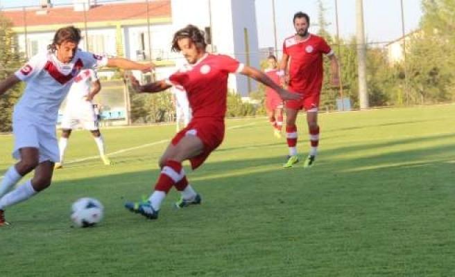 Mersin İdmanyurdu İle Antalyaspor Yenişemedi