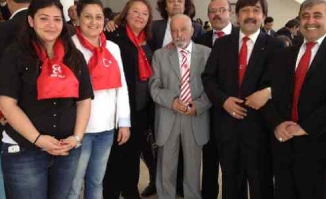 Mhp Urla İlçe Başkanı Akgül: