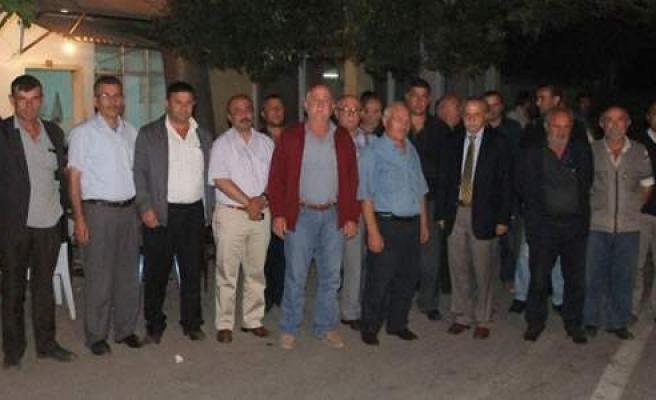 MHP'li Aslan Yıldırım'a Çetinkaya'da Yoğun İlgi