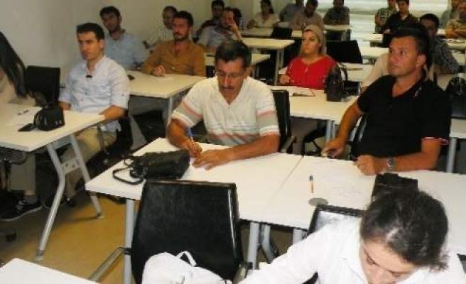 Mmo'dan Lpg Otogaz İstasyonları Sorumlu Müdür Eğitimi