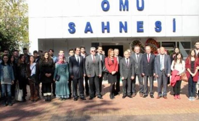 Omü Mimarlık Fakültesi Açıldı