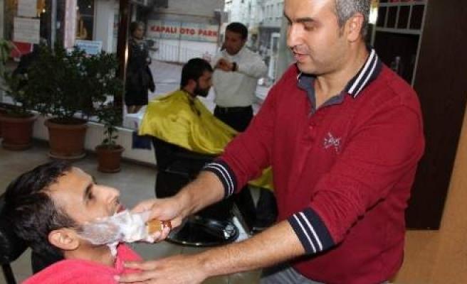 Samsun'da Berberler Pazar Günü Açık