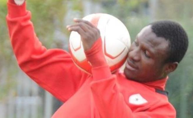 Samsunspor, Balıkesirspor Maçı Hazırlıklarını Sürdürüyor