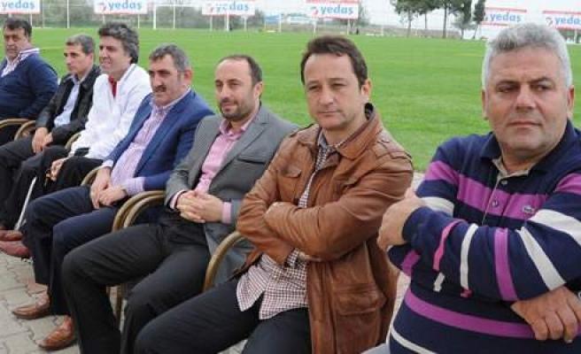 Samsunspor'a Bayram Ziyaretleri Devam Ediyor