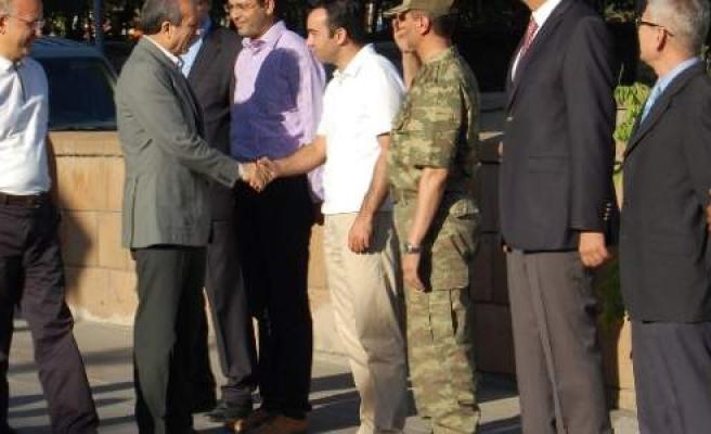 Tarım, Gıda Ve Hayvancılık Bakanı Eker Bitlis'te