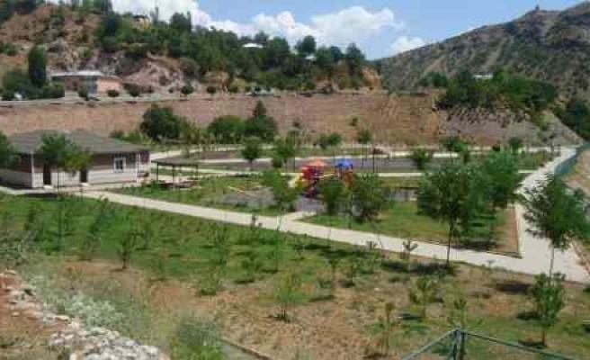 Tunceli Gola Çetu Parkı İle Alakalı Dava Geri Çekildi
