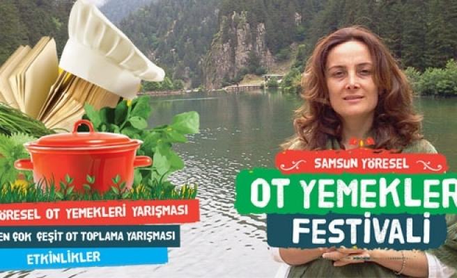 Yöresel Ot Yemekleri Festivali Başvuruları Sürüyor