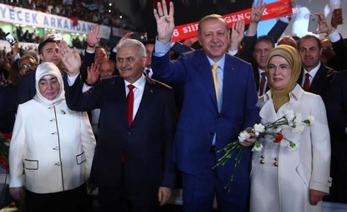Ak Parti'nin Yönetim Kadrosu Belli Oldu