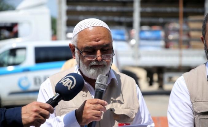 Düzce'den Somali'ye ramazan yardımı